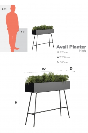 Avail-Planter-High
