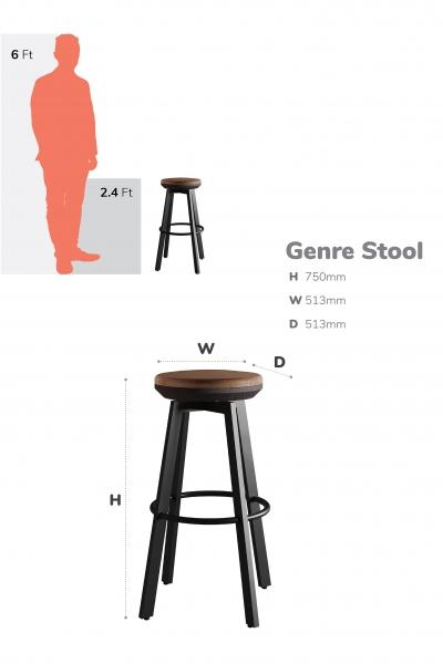Genre-Stool